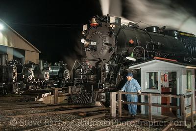 Photo 3193 Steam Railroading Institute; Owosso. Michigan June 20, 2014