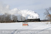 Photo 1093<br /> Pere Marquette 1225; Owosso, Michigan<br /> February 16, 2008
