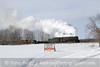 Photo 1093<br /> Pere Marquette 1225; Owosso, Michigan<br /> February 16, 2008
