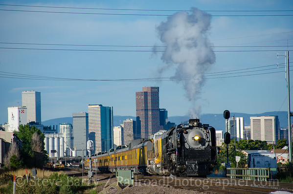 Photo 3900 Union Pacific 844; Commerce City, Colorado July 23, 2016