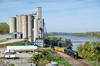 Photo 3975<br /> Union Pacific 844; Waverly, Missouri<br /> October 17, 2016