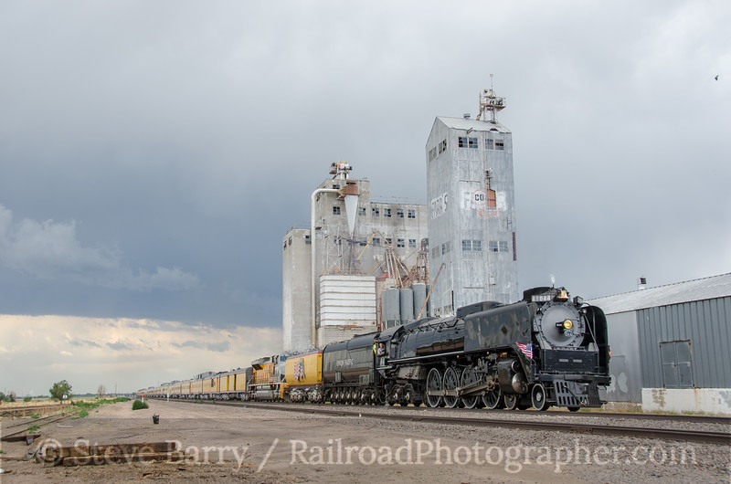 Photo 3908<br /> Union Pacific 844; Ault, Colorado<br /> July 24, 2016