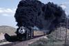 Photo 1417<br /> Union Pacific 8444; Narrows, Colorado<br /> July 16, 1982
