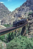 Photo 0523<br /> Union Pacific 844; Bear Creek Canyon, Utah<br /> June 28, 1997