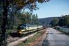 Photo 4703<br /> Erie 835<br /> White Mills, Pennsylvania<br /> October 1993