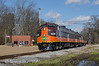 Photo 3655<br /> Iowa Pacific; Oakland, Mississippi<br /> January 30, 2016
