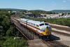 Photo 2173<br /> Delaware Lackawanna; Bridge 60, Scranton, Pennsylvania<br /> July 30, 2011
