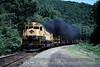 Photo 1239<br /> Reading Company 5308; Auburn, Pennsylvania<br /> June 1991