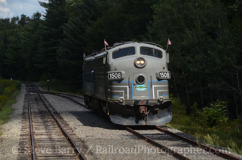 Photo 2441<br /> Adirondack Scenic; Otter Lake, New York<br /> September 1, 2012