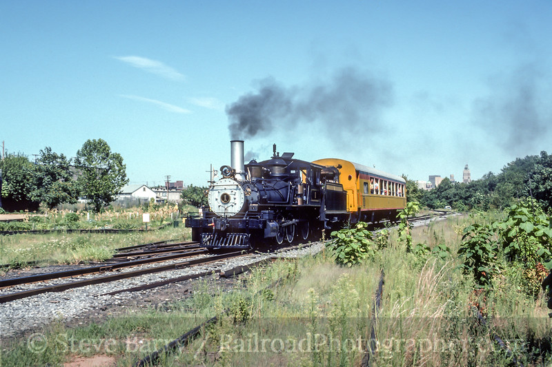 Photo 4732<br /> B&O Railroad Museum<br /> Baltimore, Maryland<br /> August 1983