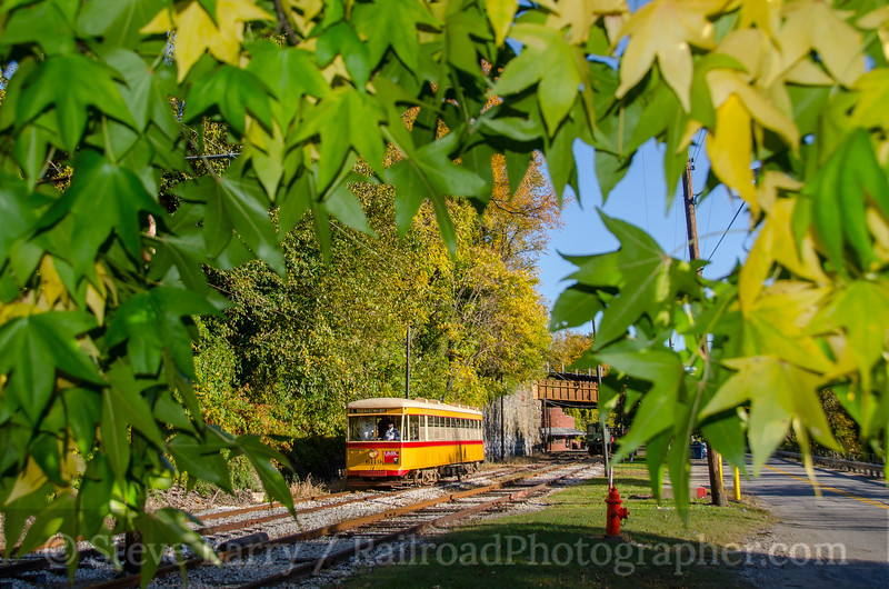 Photo 3990<br /> Baltimore Streetcar Museum; Baltimore, Maryland<br /> November 5, 2016
