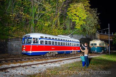 Photo 3991 Baltimore Streetcar Museum; Baltimore, Maryland November 5, 2016