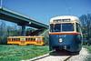 Baltimore Streetcar Museum; Baltimore MD; 3/1995