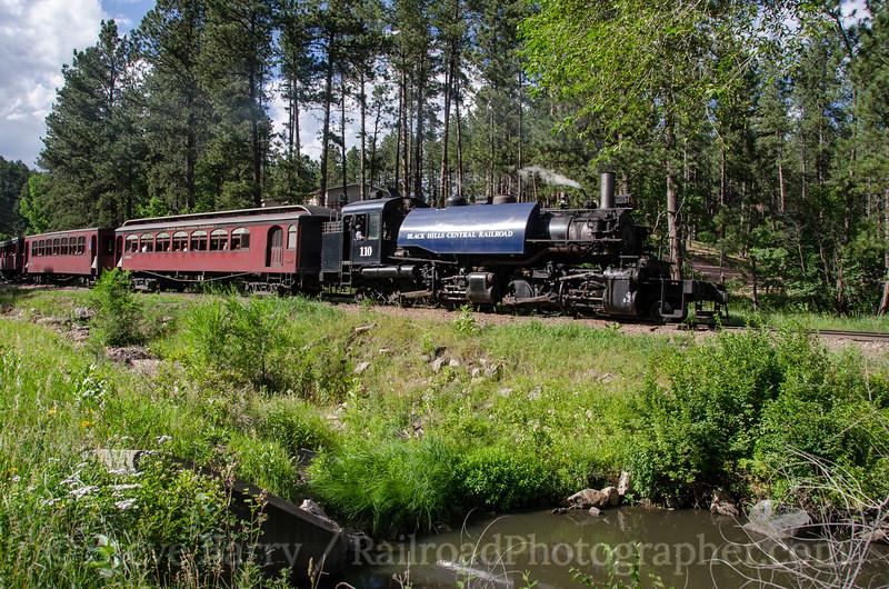 Photo 3845<br /> Black Hills Central; Keystone, South Dakota<br /> July 7, 2016