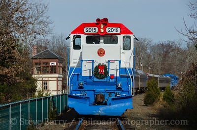 Photo 4007 Cape May Seashore Lines; Richland, New Jersey December 4, 2016