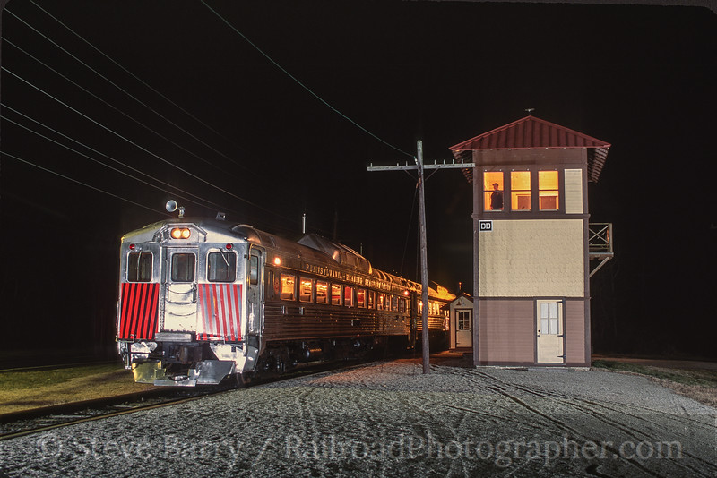 Photo 3549<br /> Cape May Seashore Lines; Cold Spring Village, Cape May, New Jersey<br /> March 2002