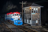Photo 4019<br /> Cape May Seashore Lines; Tuckahoe, New Jersey<br /> December 20, 2016