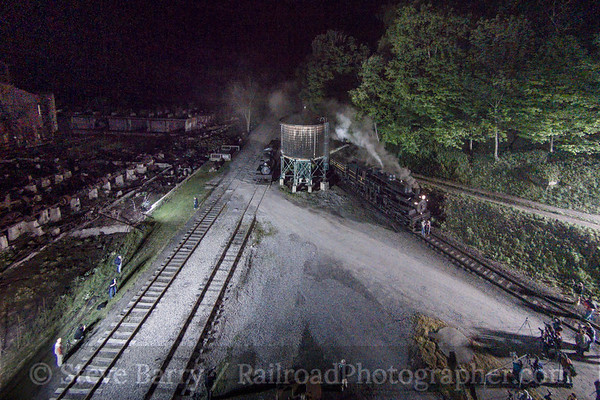 Photo 3406 Cass Scenic Railroad; Cass, West Virginia May 15, 2015