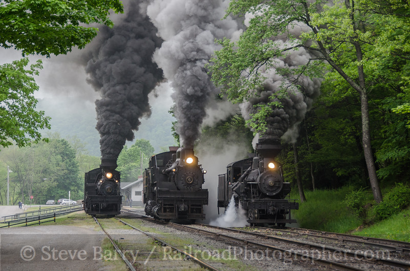 Photo 3410<br /> Cass Scenic; Cass, West Virginia<br /> May 17, 2015
