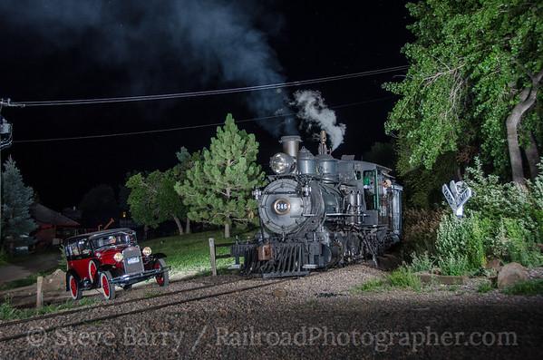 Photo 3899 Colorado Railroad Museum; Golden, Colorado July 21, 2016
