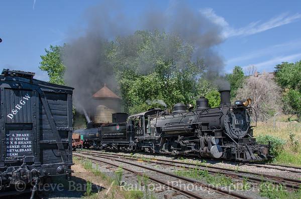 Photo 3907 Colorado Railroad Museum; Golden, Colorado July 24, 2016