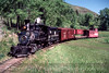 Photo 3012<br /> Colorado Railroad Museum; Golden, Colorado<br /> June 1988