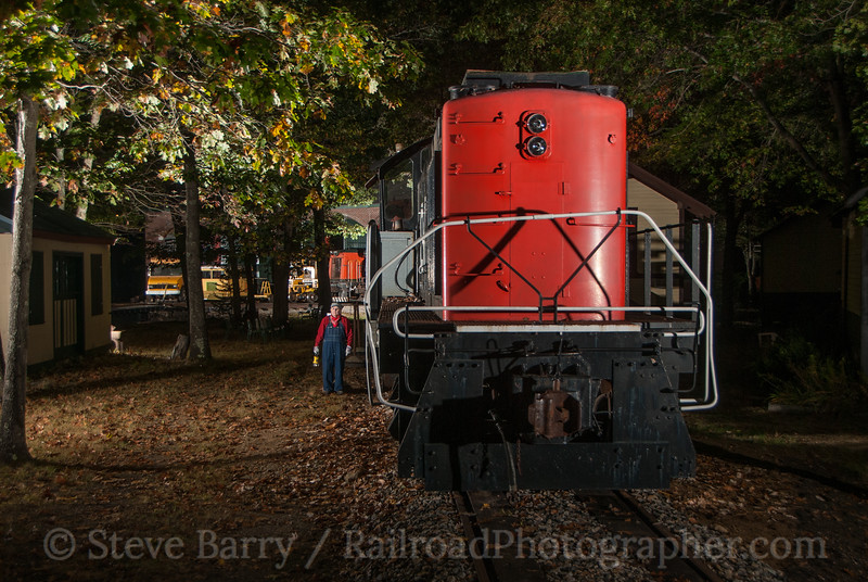 Photo 3224<br /> Connecticut Eastern Railroad Museum; Willimantic, Connecticut<br /> October 5, 2014