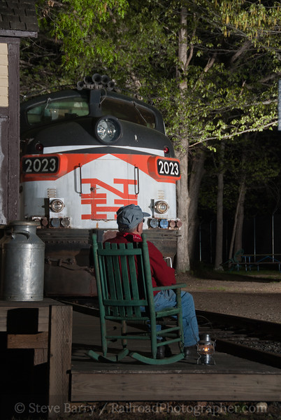 Photo 2073<br /> Connecticut Eastern Railroad Museum; Willimantic, Connecticut<br /> May 14, 2011