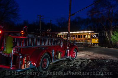 Photo 3381 Connecticut Trolley Museum; East Windsor, Connecticut April 25, 2015