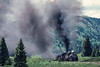 Photo 3011 Cumbres & Toltec Scenic; Cumbres, Colorado June 1988