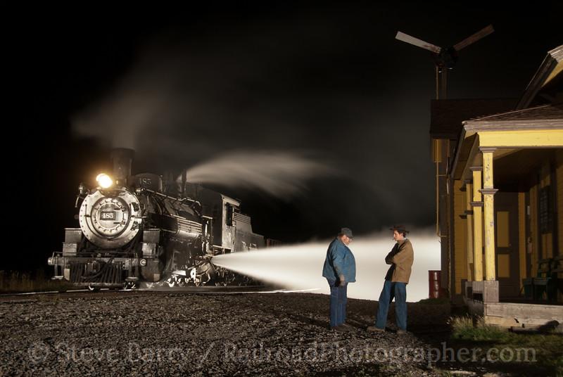 Photo 2228<br /> Cumbres & Toltec Scenic; Cumbres, Colorado<br /> September 21, 2011