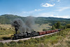 Photo 2225<br /> Cumbres & Toltec Scenic; Chama, New Mexico<br /> September 21, 2011