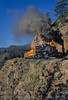 Photo 4190<br /> Durango & Silverton Narrow Gauge; Rockwood, Colorado<br /> October 2003