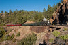 Photo 2237<br /> Durango & Silverton Narrow Gauge; Rockwood, Colorado<br /> September 24, 2011