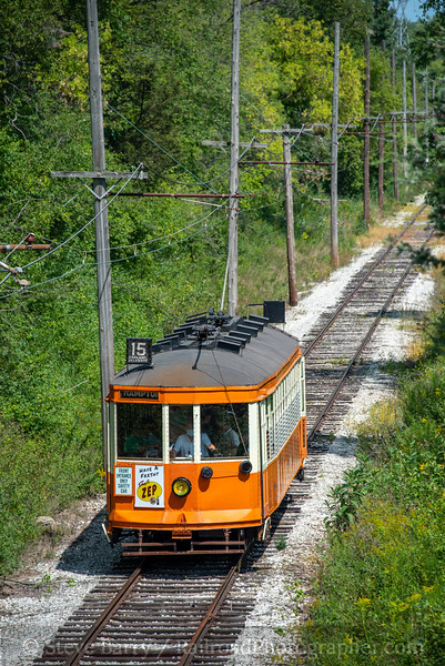 East Troy Railroad Museum; Mukwonago WI; 8/25/21