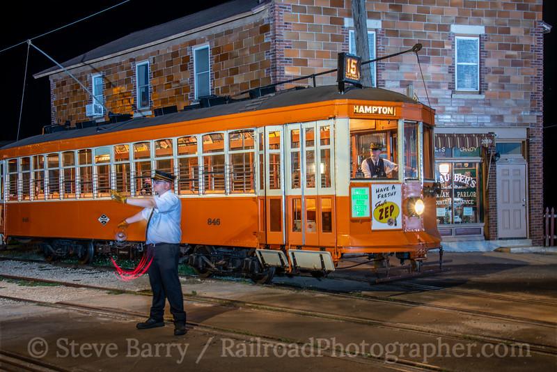 East Troy Railroad Museum; East Troy WI; 8/27/21