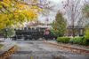 Photo 4395<br /> Everett Railroad<br /> Roaring Spring, Pennsylvania<br /> November 5, 2017