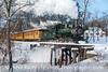 Photo 4506<br /> Huckleberry<br /> Crossroads Village, Flint Michigan<br /> February 15, 2008