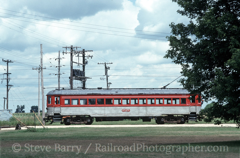 Photo 1768<br /> Illinois Railway Museum; Union, Illinois<br /> July 21, 1993