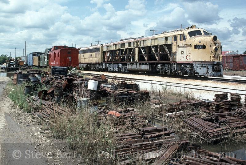 Photo 1770<br /> Illinois Railway Museum; Union, Illinois<br /> July 21, 1993