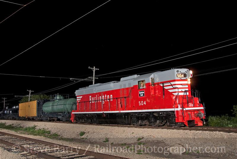 Photo 1906<br /> Illinois Railway Museum; Union, Illinois<br /> July 17, 2010