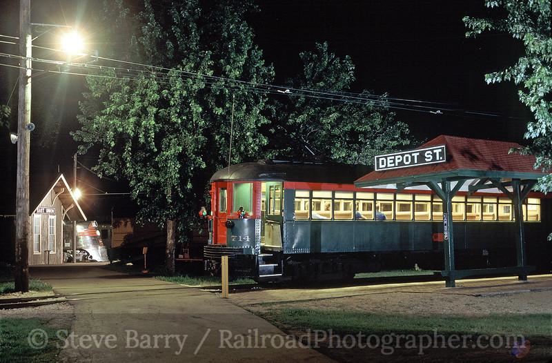 Photo 0285<br /> Illinois Railway Museum<br /> July 21, 1993