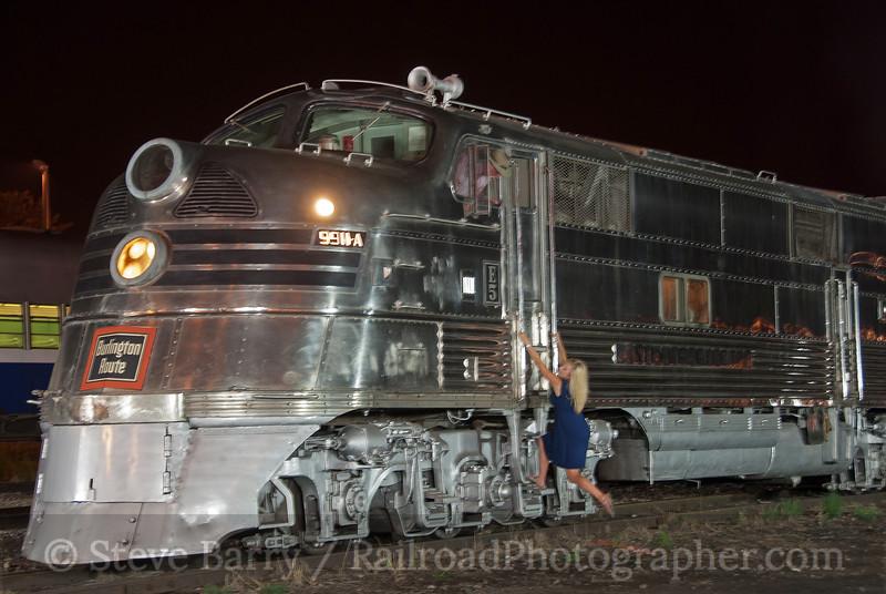 Train Festival; Rock Island IL; 7/22/11