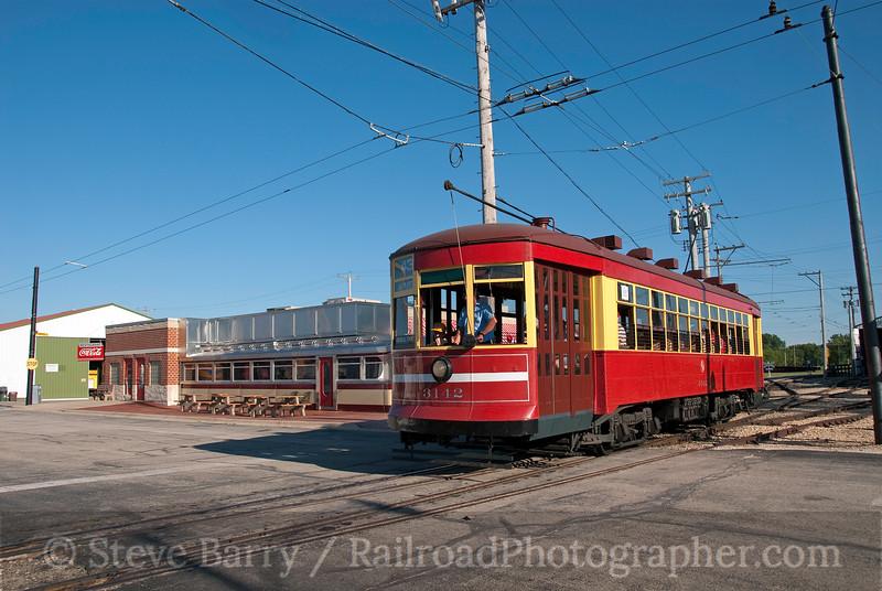 Photo 1905<br /> Illinois Railway Museum; Union, Illinois<br /> July 17, 2010