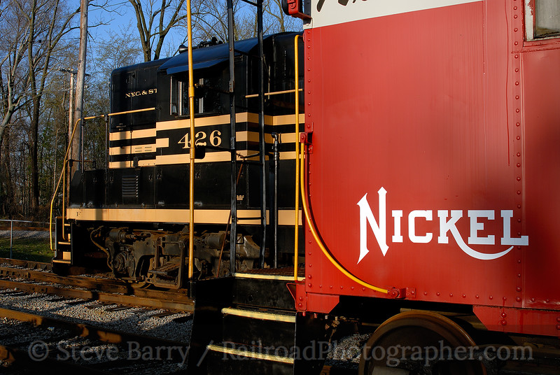 Photo 0948<br /> Indiana Transportation Museum; Noblesville, Indiana<br /> April 15, 2007