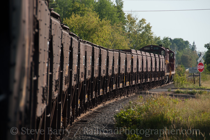 Photo 2223<br /> Lake Superior Railroad Museum; Lakeside, Minnesota<br /> September 11, 2011