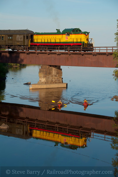 Photo 2222<br /> Lake Superior Railroad Museum; Knife River, Minnesota<br /> September 10, 2011