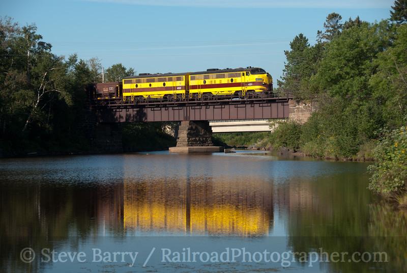 Photo 2214<br /> Lake Superior Railroad Museum; Knife River, Minnesota<br /> September 10, 2011
