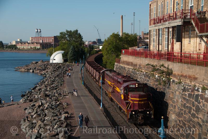 Photo 2215<br /> Lake Superior Railroad Museum; Duluth, Minnesota<br /> September 11, 2011
