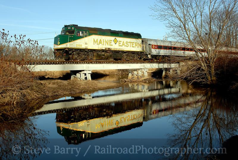 Photo 0901<br /> Morristown & Erie; East Hanover, New Jersey<br /> December 16, 2006